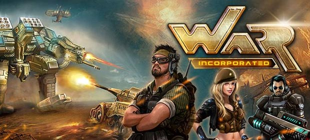 War Inc. - Modern World Combat