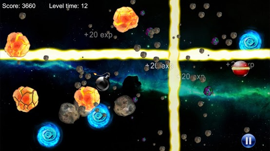 Meteor Guns » Android Games 365