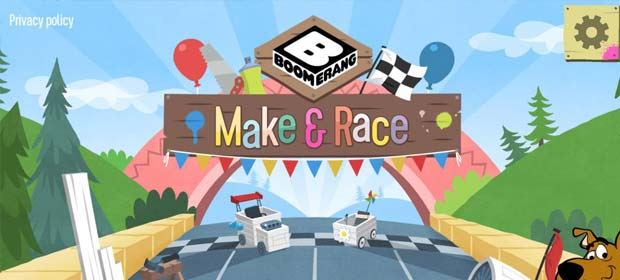Boomerang Make and Race