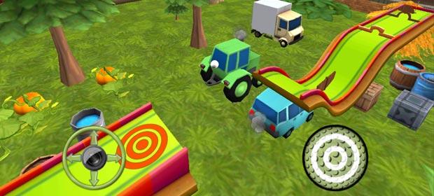 Mini Golf: Cartoon Farm