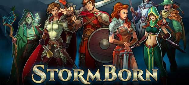 StormBorn: War of Legends