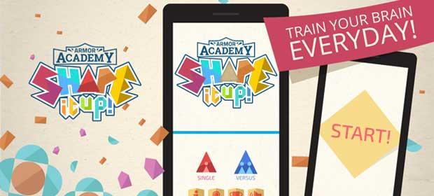 Armor Academy Shape It Up!