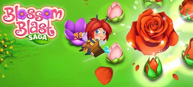 Toy Blast Saga Game Free : Blossom blast saga android games free
