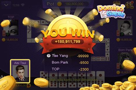 Boyaa Domino : Gaple Online » Android Games 365 - Free ...