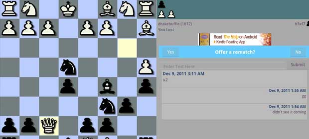 Chess Time -Multiplayer Chess » Android Games 365 - Free Android