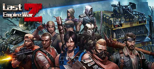 Last Empire-War Z » Android Games 365 - Free Android Games