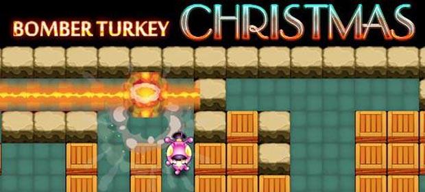 Bomber Turkey : Christmas
