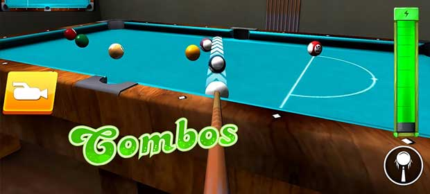 Real Snooker Billiard Pool 2