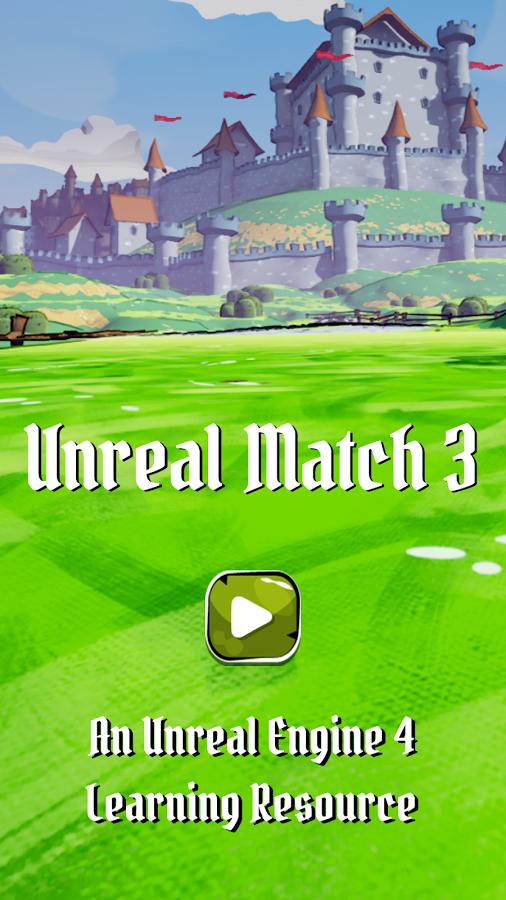 Unreal Match 3
