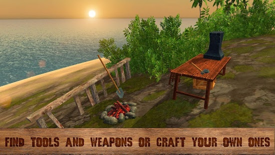 Pirate island survival 3d android games 365 free for Raumgestaltung 3d kostenlos downloaden