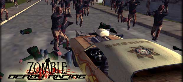 Zombie Derby Racing » Android Games 365 - Free Android Games