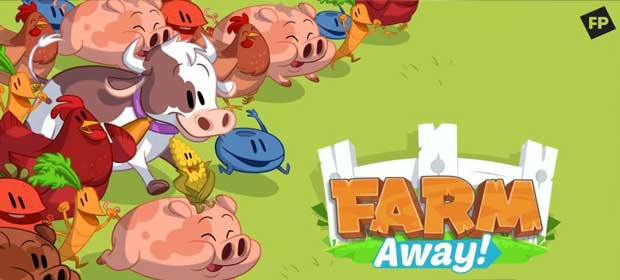 Farm Away! - Idle Farming