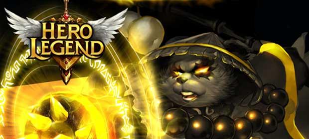 لعبه Hero Legends v2.1.0 مهكره جاهزه