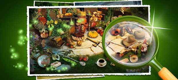 Hidden Objects: Mystery Garden