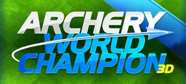 Archery World Champion 3D