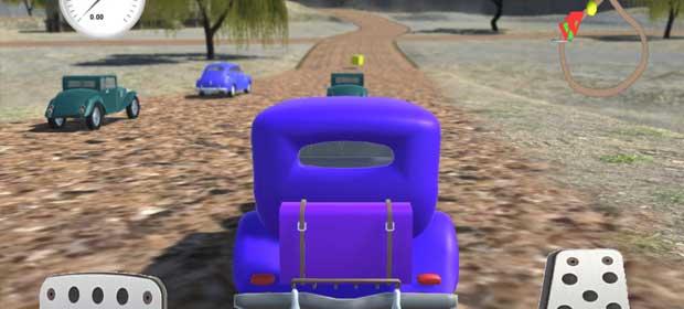 Retro Cars: Racing