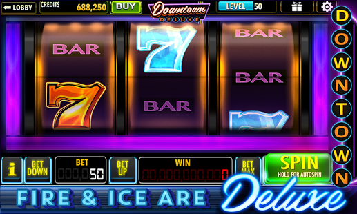 Downtown Deluxe Free Slots » Android Games 365 - Free Android Games Download