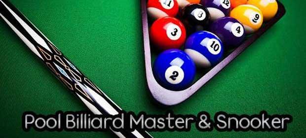 master snooker game