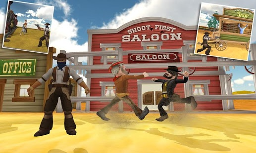 Cowboy Hunter Western Bounty