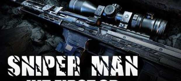 Sniper Man: Hit First 3D