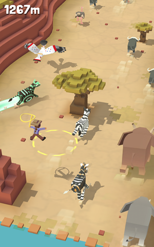 Rodeo Stampede 187 Android Games 365 Free Android Games