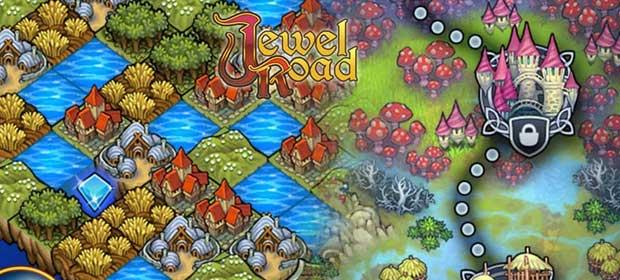 Jewel Road - Fantasy Match 3