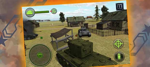 Blitz Tanks War: Hard Armor 3D