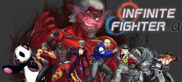 Infinite Fighter-fighting game