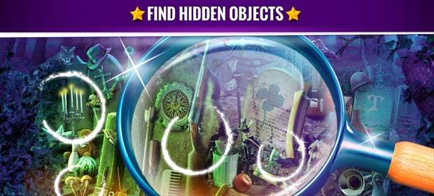 Hidden Objects Vampires Temple