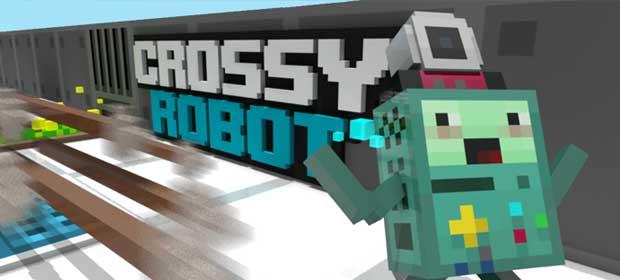 Crossy Robot : Combine Skins