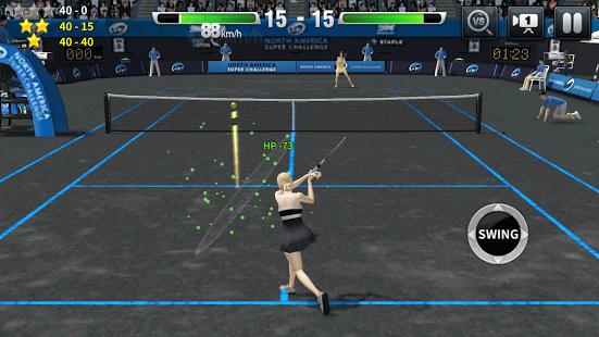Download Ultimate Tennis Mod Apk Latest Version(Unlimited Money) 4