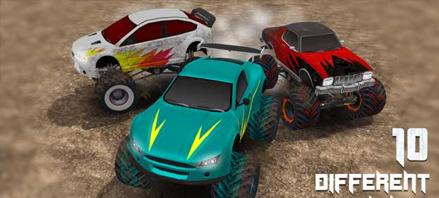 Monster Truck Race Android Games 365 Free Android Games Download