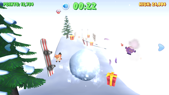 Supreme Snowball Roller Mayhem