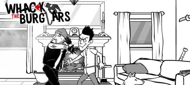 Whack the Burglars - Robbers