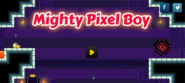 Mighty Pixel Boy: Retro Arcade » Android Games 365 - Free Android