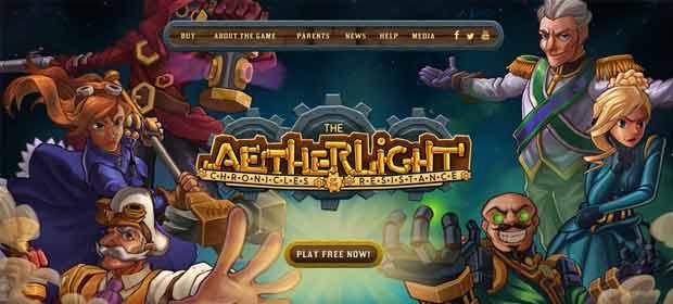 The Aetherlight