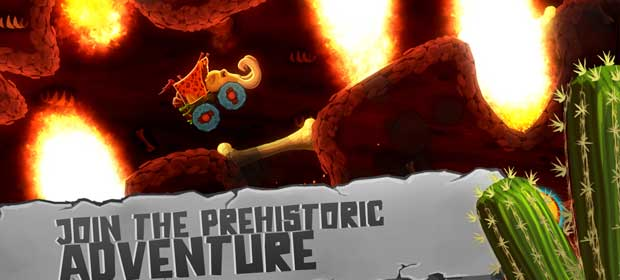 Fun Kid Racing Prehistoric Run