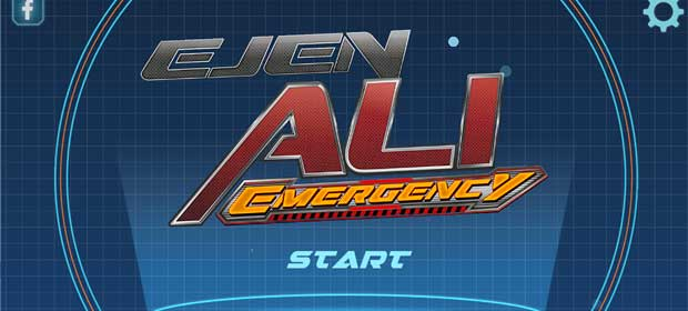 Ejen Ali : Emergency