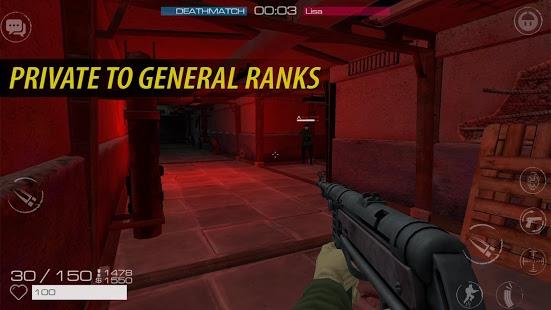 Vanguard Online - Battlefield