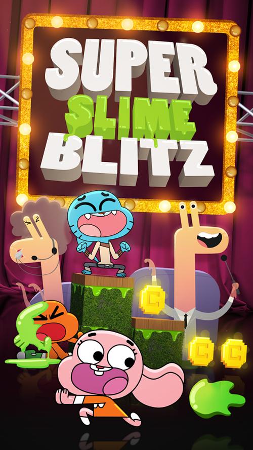 Super Slime Blitz - Gumball