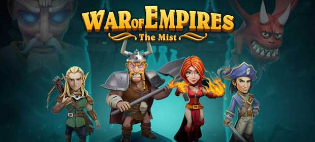 War of Empires - The Mist