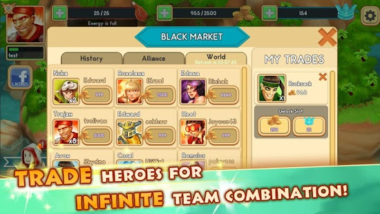 Heroes Story
