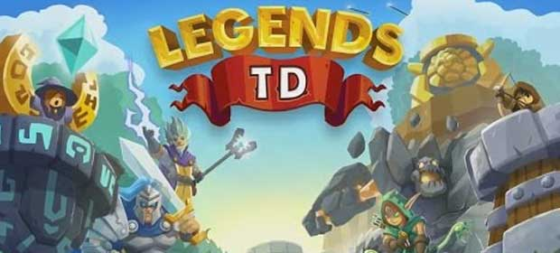 Legends TD - None Shall Pass!