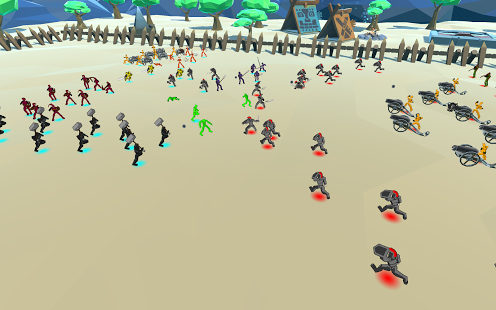 Epic battle simulator android games 365 free android for Epic free download