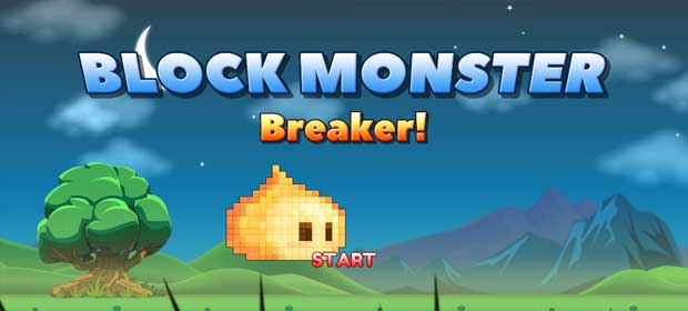 Block Monster Breaker