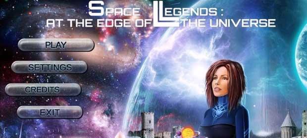 Space Legends:Edge of Universe