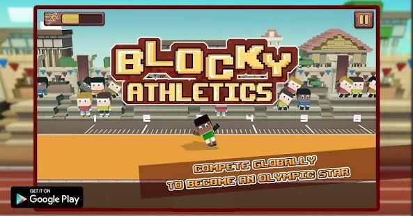 Blocky Athletics (Unreleased)
