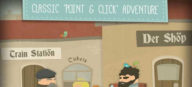 Enigma Point & Click Adventure