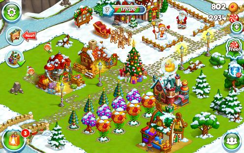 Happy New Year Farm: Christmas