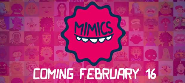 Mimics - the selfie party game